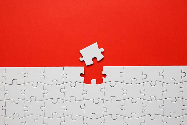 puzzle - puzzleteil stock-fotos und bilder