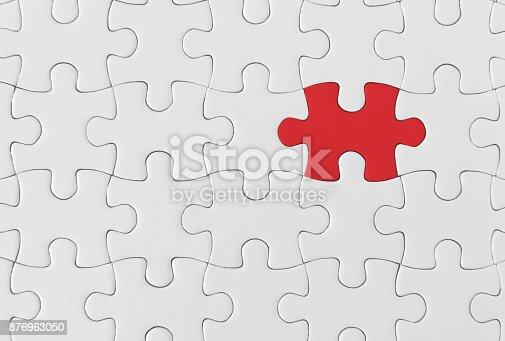 istock Jigsaw puzzle 876963050
