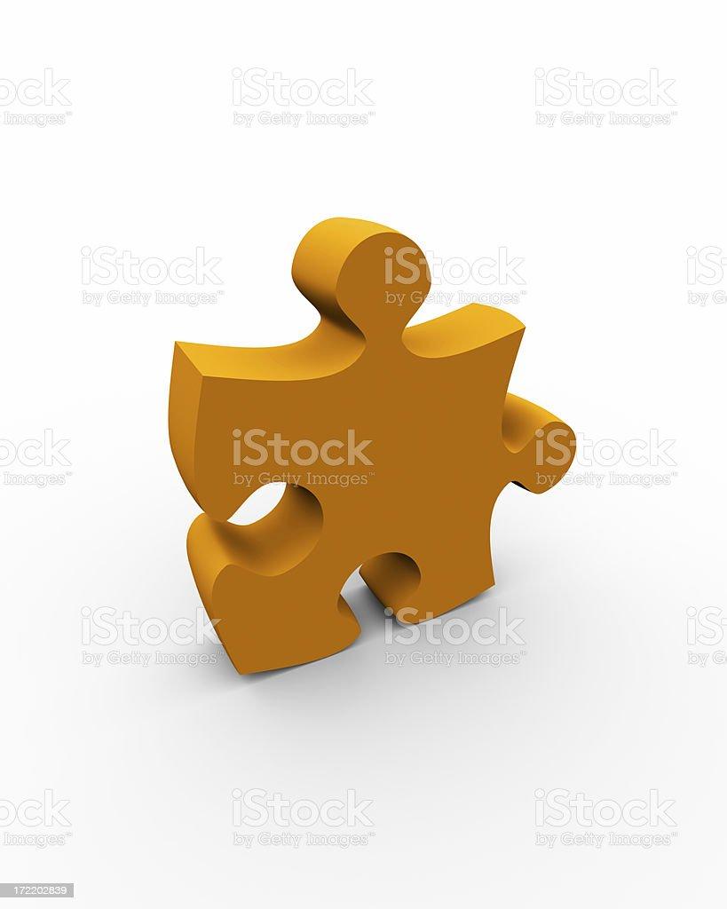puzzle Stück – Foto