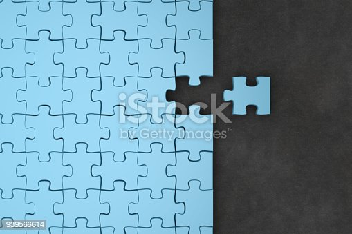 istock Jigsaw puzzle pieces 939566614