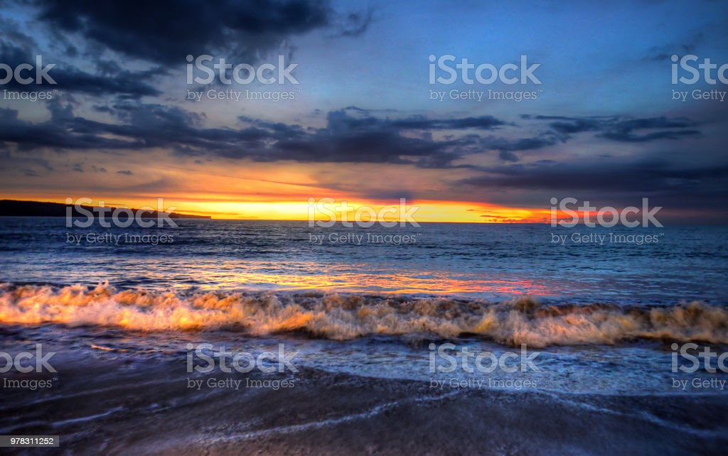 Jimbaran Beach Bali Indonesia Stock Photo More Pictures Of Bali