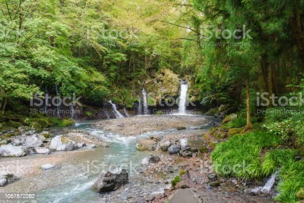 Photo of Jinba Waterfalls, Fujinomiya-city