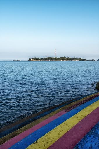 Jindo miracle sea road