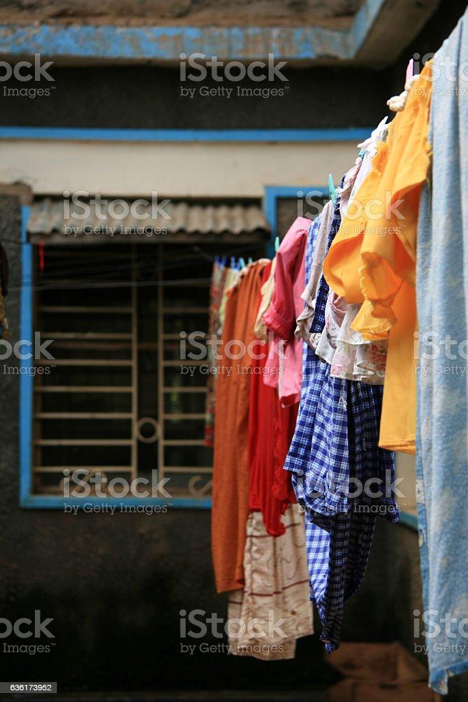 Jinja Town in Uganda - The Pearl of Africa stock photo