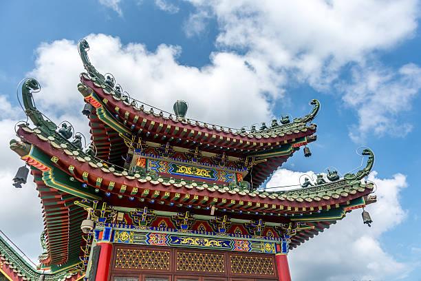 jintai temple - guangdong i̇li stok fotoğraflar ve resimler