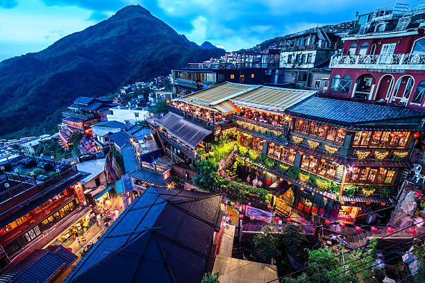 Jioufen village - Photo