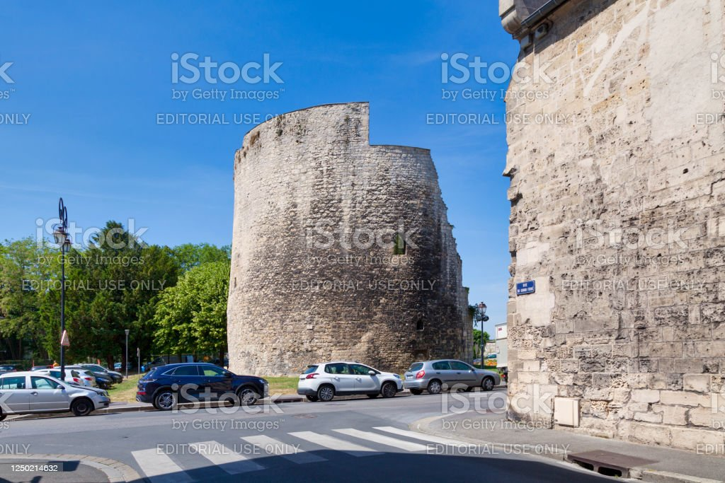 Joan of Arc tower in Compiegne - Royalty-free Compiegne Stock Photo