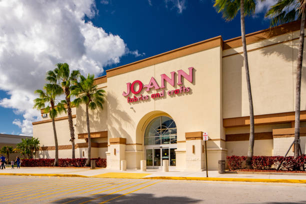 Joann fabrics and crafts store Fort Lauderdale FL