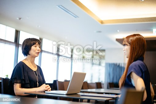 589445574istockphoto Job interview for new candidate at financial institution 540399804