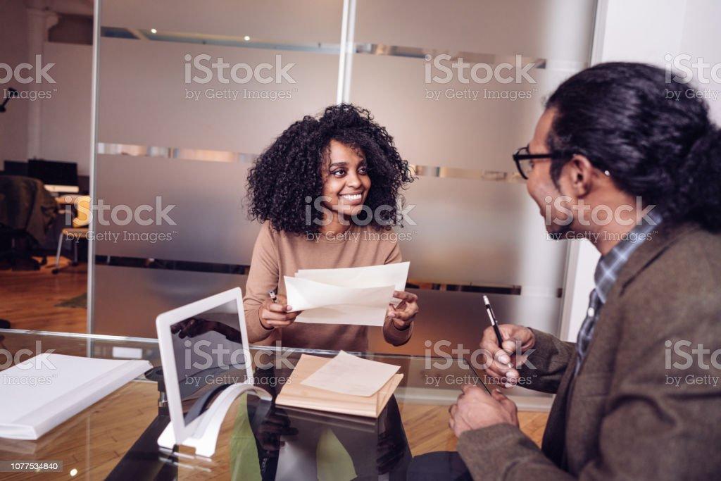 Job Interview Stock Photo Download Image Now Istock