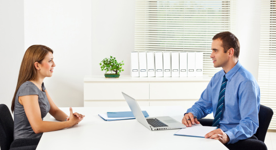 Job Interview Stock Photo - Download Image Now