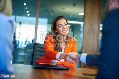 istock job interview 499261926