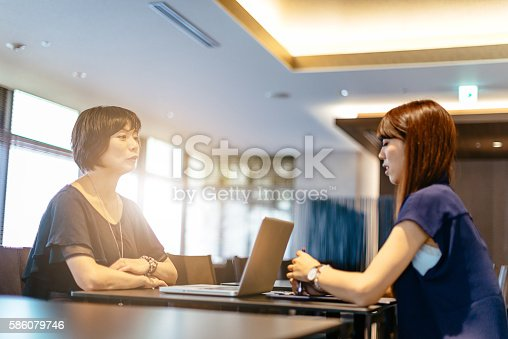 589445574istockphoto Job interview with senior manager in Japanese corporation 586079746