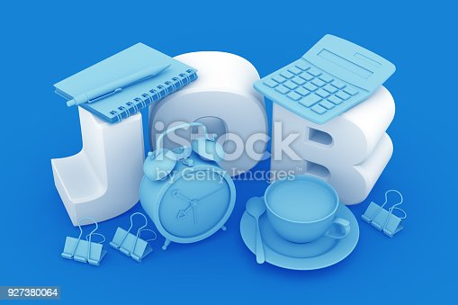 istock Job Of Accountant Or Office Worker 927380064