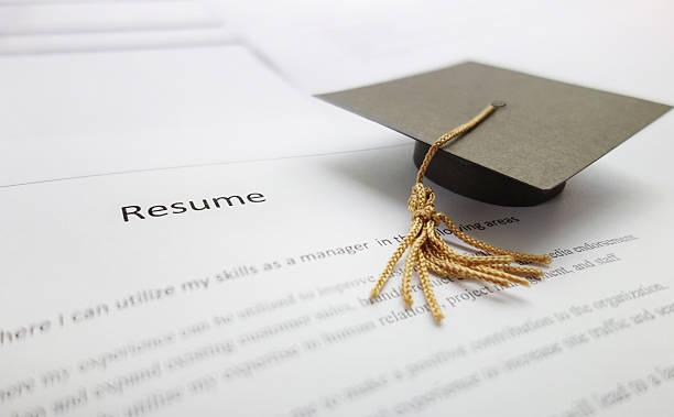 job resume - new job bildbanksfoton och bilder