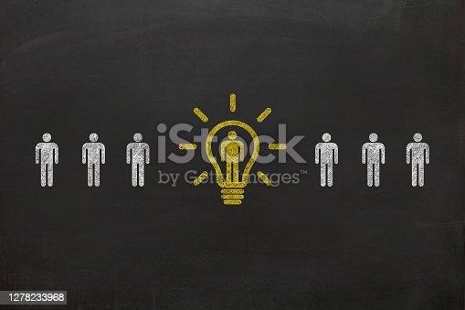 Job search career recruitment opportunity idea