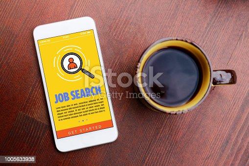 istock Job Search 1005633938