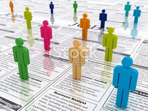 istock Job Search 185307949