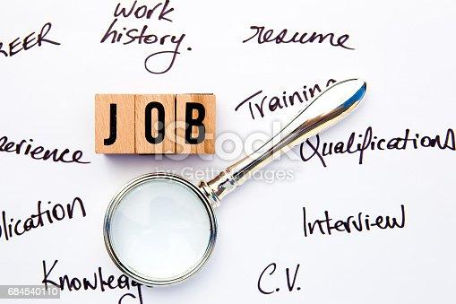 istock Job Search 684540110