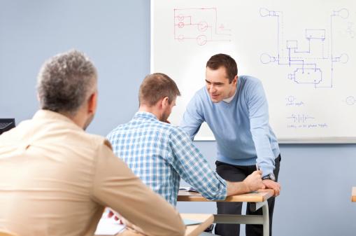Job Training Stock Photo - Download Image Now