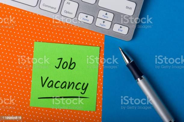 Job vacancy message on workplace hiring search new job and human picture id1199894819?b=1&k=6&m=1199894819&s=612x612&h=jp6j92bcftd3qvafexcb1y8kdabfcfvm2q 7q1rc2za=