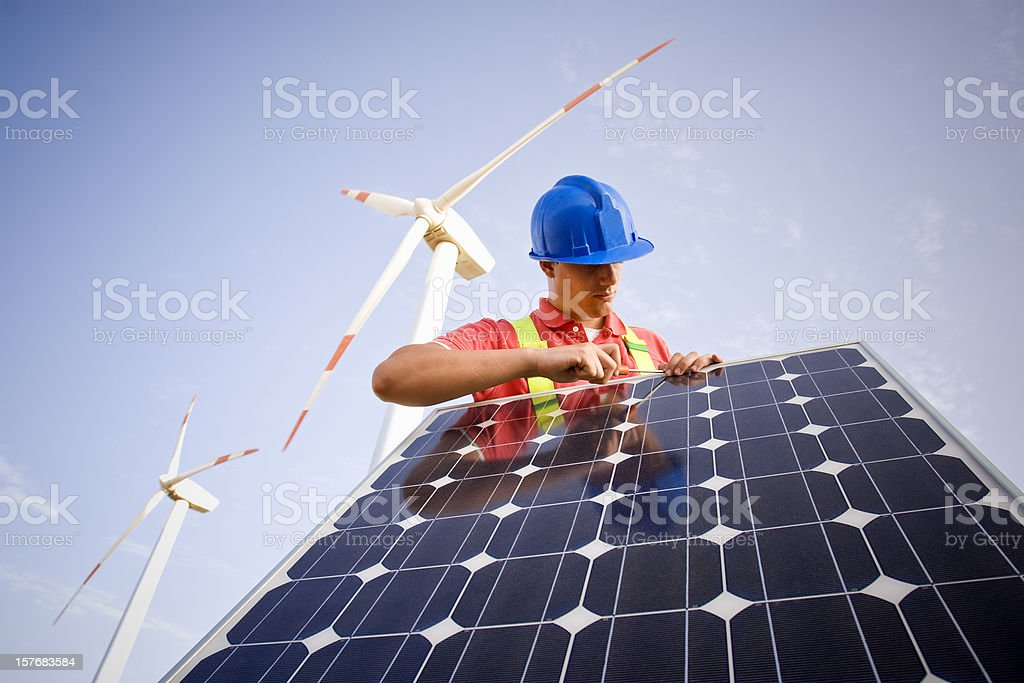 Jobs of the future royalty-free stock photo