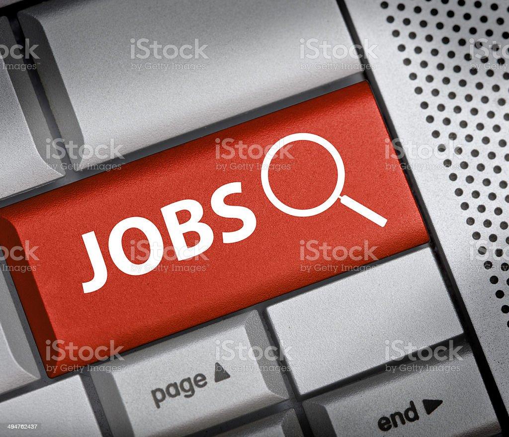 jobs stock photo