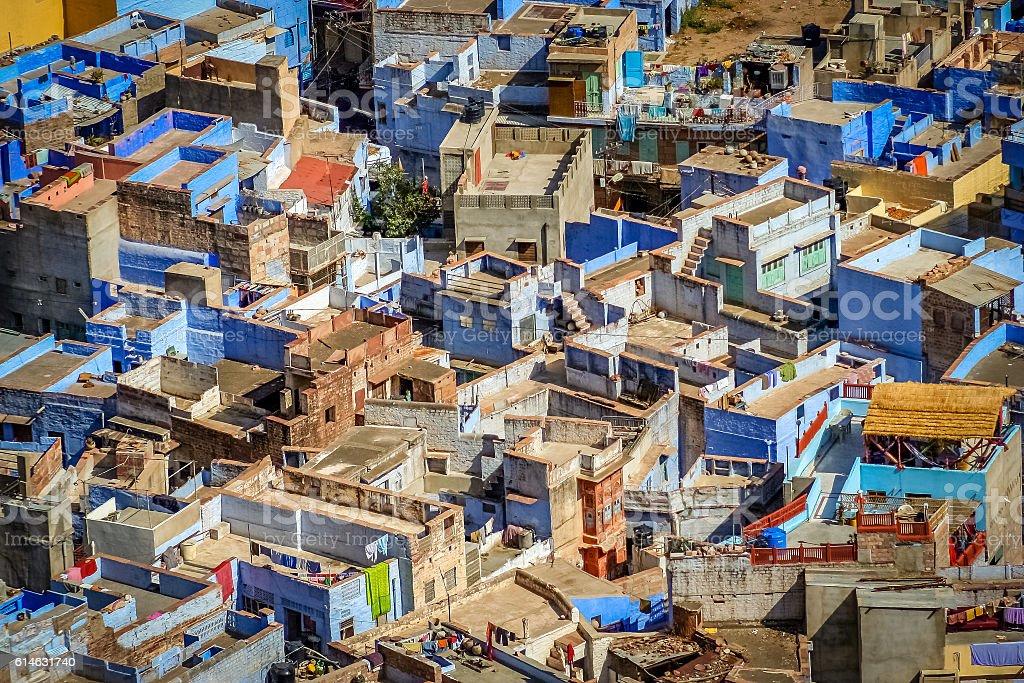 Jodhpur – Blue City stock photo
