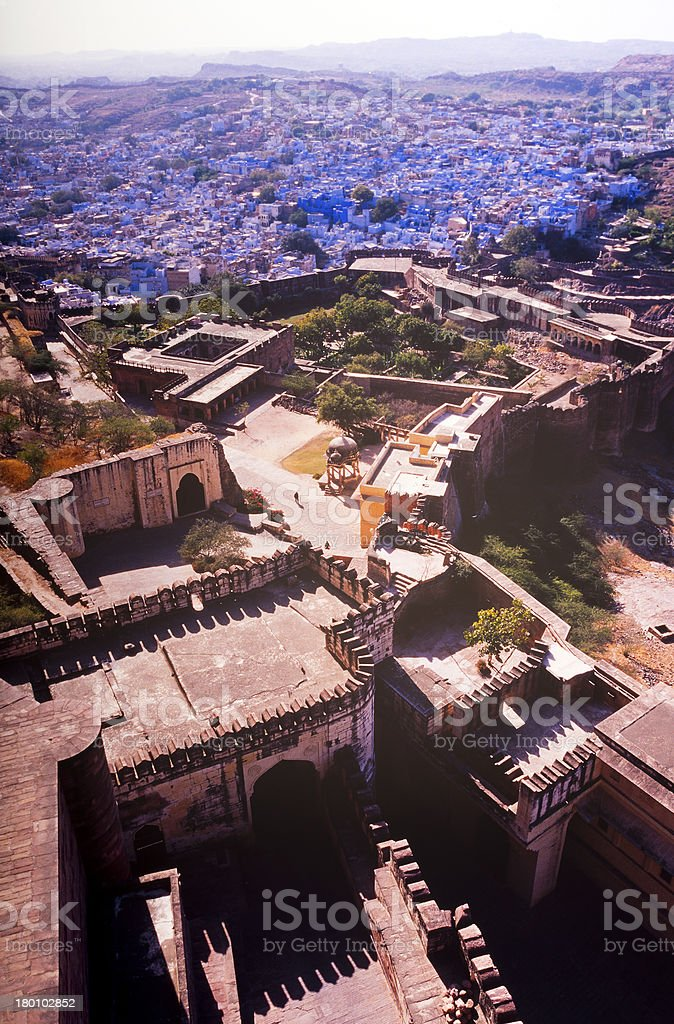 Jodhpur India royalty-free stock photo