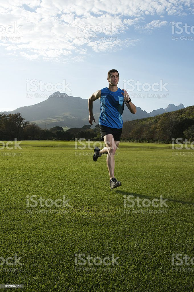 Jogger Jogging stock photo