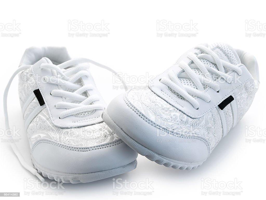 jogging-Schuhe Lizenzfreies stock-foto
