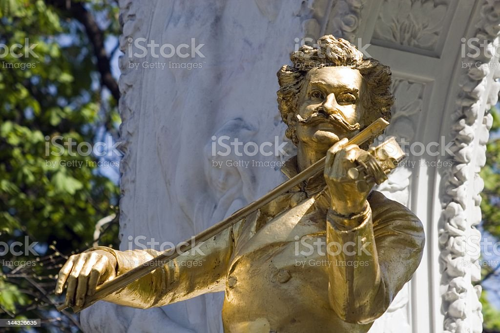 johan strauss royalty-free stock photo