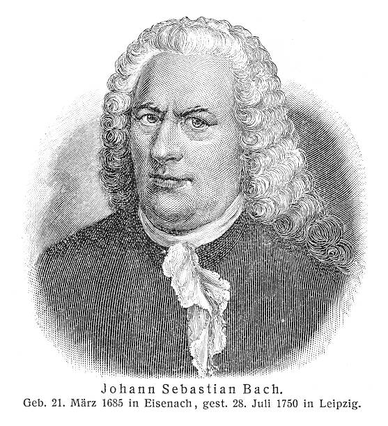 a biography of johann sebastian bach a musical genius The enigmatic canon 1 à 2 from j s bachs musical offering (1747), the manuscript depicts a single musical sequence that is to be played front to back and back to front video by jos leys (http.