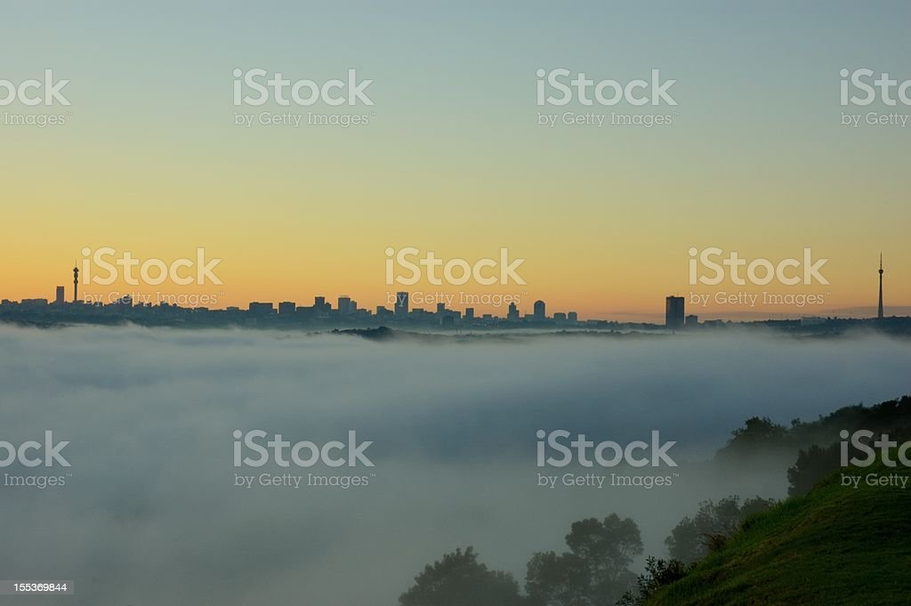 Johannesburg royalty-free stock photo