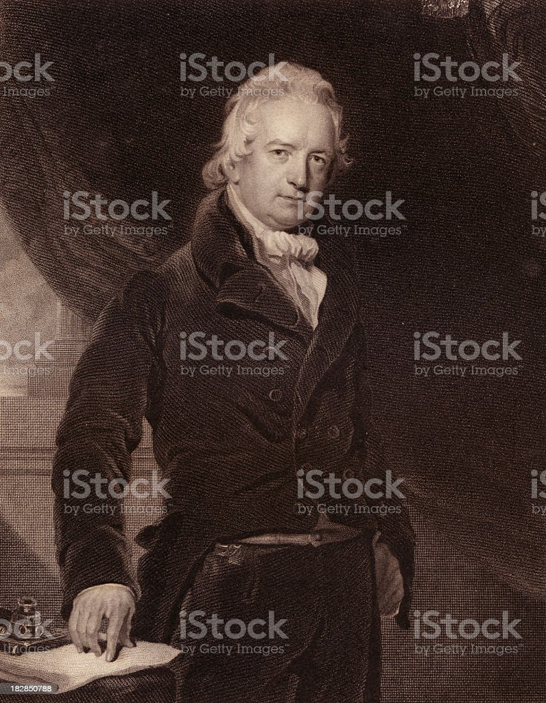 John Abernethy (XXXL) stock photo