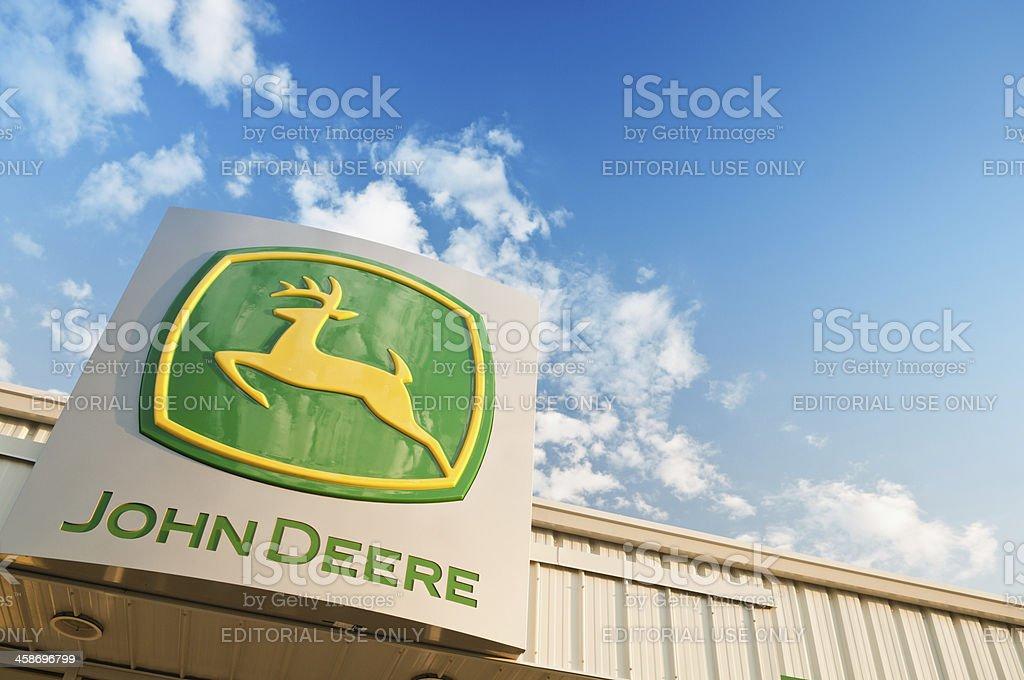John Deere Store stock photo