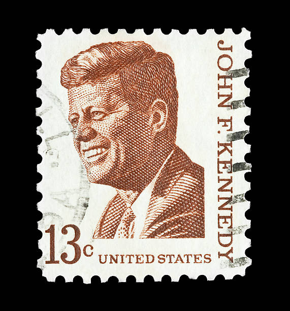 John F Kennedy stock photo