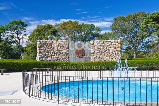 istock John Fitzgerald Kennedy Memorial, Hyannis, Cape Cod 458948047