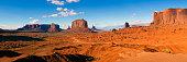 Monument Valley Navajo Tribal Park, Arizona, September 2016