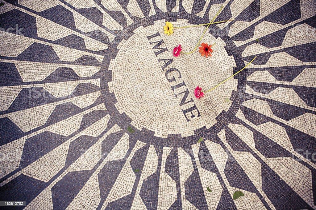 John Lennon memorial – Foto