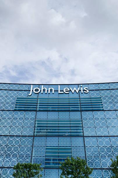 john lewis department store, london - john lewis 個照片及圖片檔
