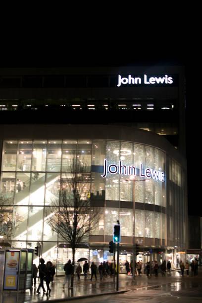 john lewis store - john lewis стоковые фото и изображения