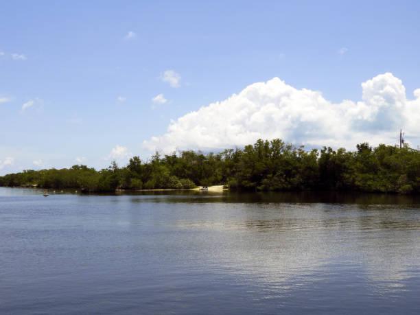 John Pennekamp Coral Reef State Park stock photo
