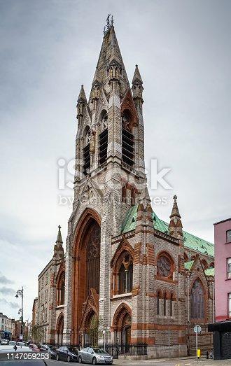 istock John's Lane Church, Dublin, Ireland 1147059253