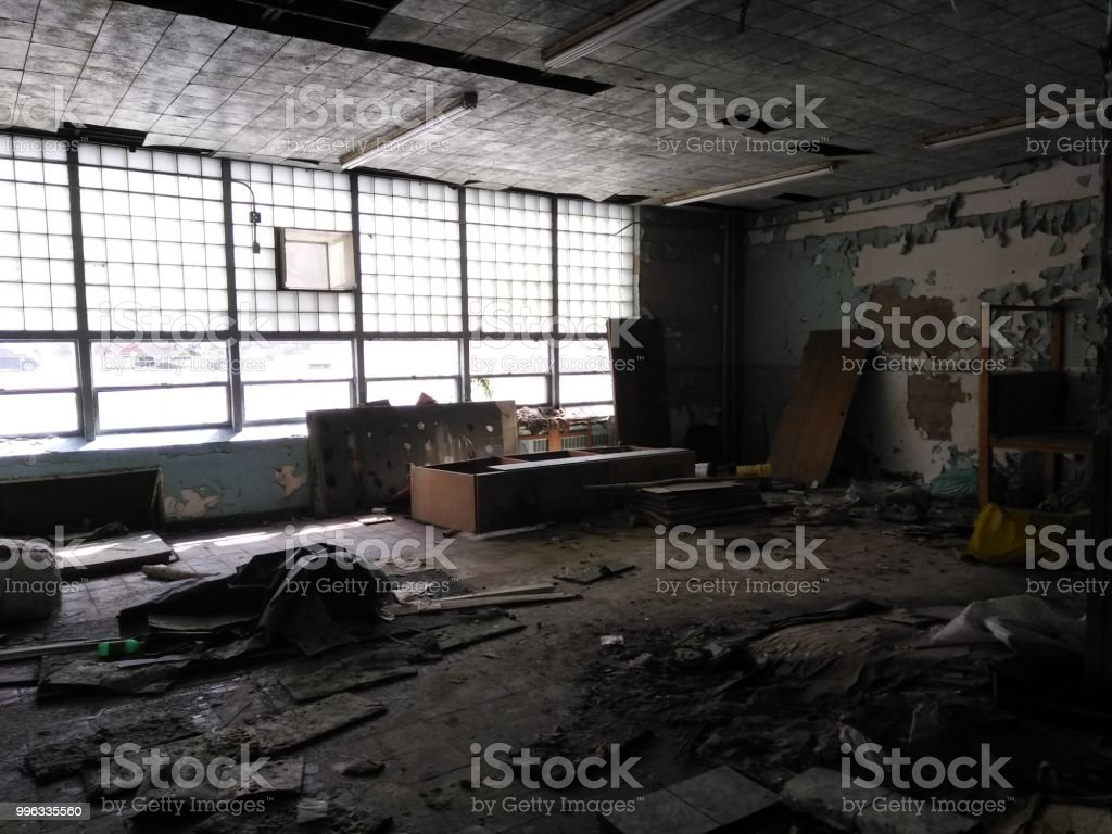 Johnson City Tennessee Stock Photo More Pictures Of Abandoned Istock