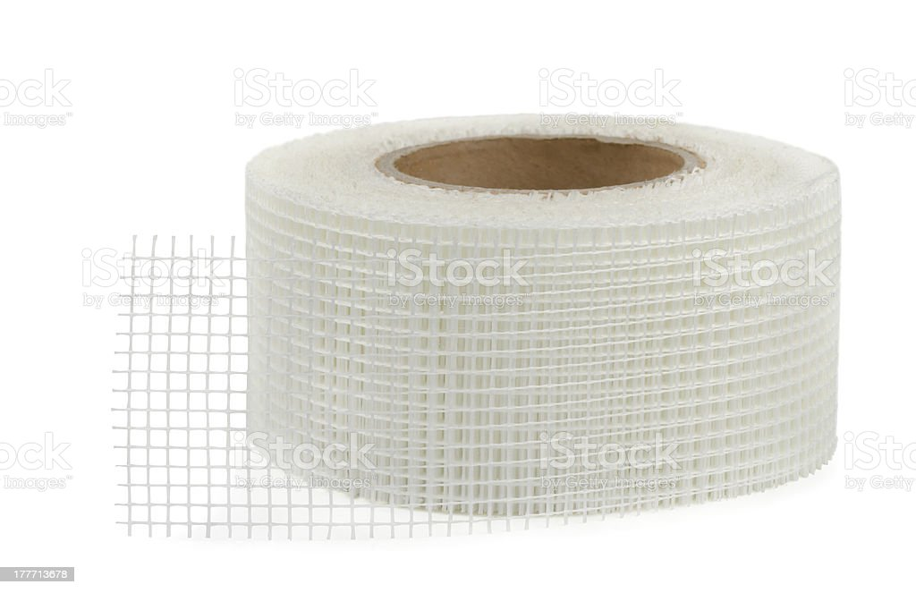 Joint tape stock photo
