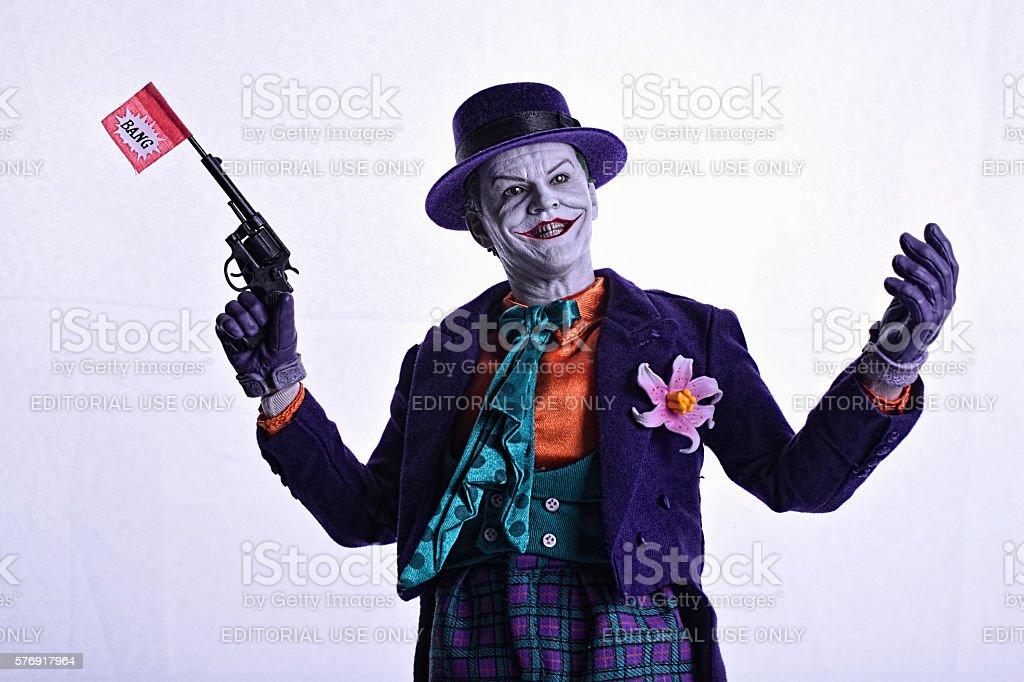 Joker Face - foto stock