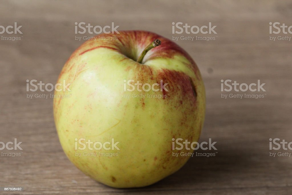 Jonagold apples stock photo