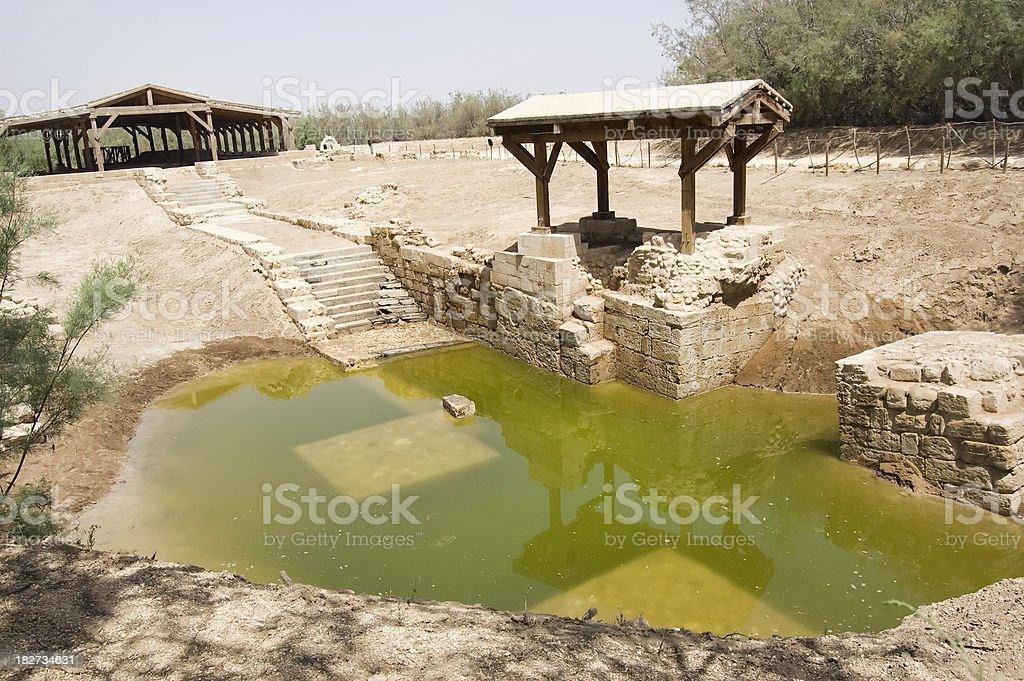 Jordan spring royalty-free stock photo