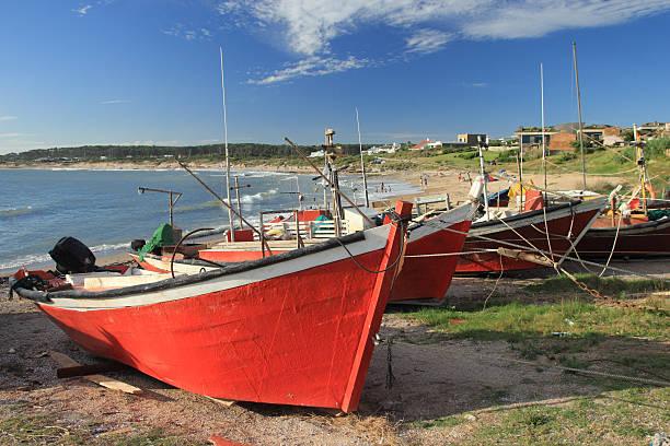 josé ignacio, uruguay - fishman imagens e fotografias de stock